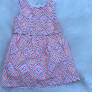 OSHKOSH LIKE NEW DRESS 4T